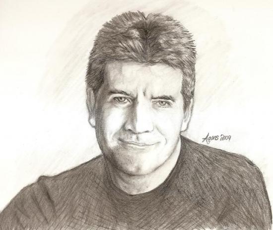 Simon Cowell por Jagans